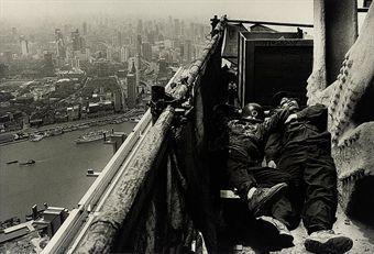 Sebastiao Salgado-Shangai, China-1998