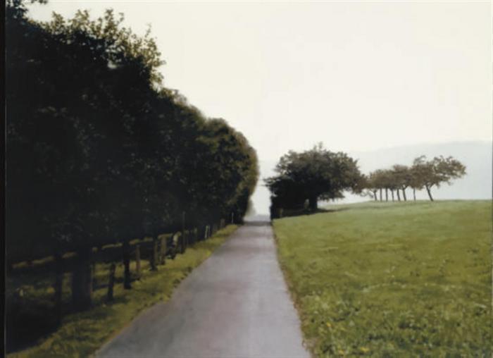 Gerhard Richter-Kleine Strasse-1987