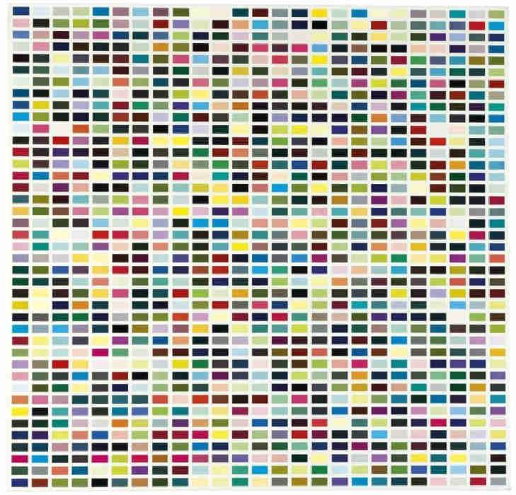 Gerhard Richter-1025 Colours (1025 Farben)-1974