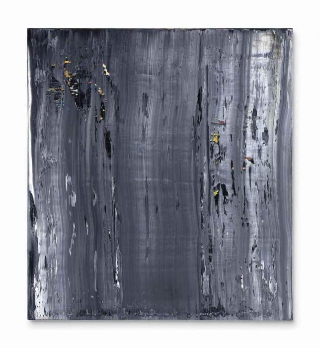 Gerhard Richter-Abstraktes Bild 685-4 (Abstract Painting 685-4)-1989