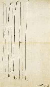 Marcel Duchamp-Henri-Pierre Roche (Recto and verso)-1917