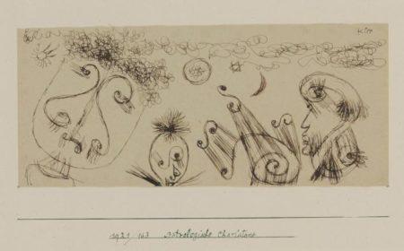 Paul Klee-Astrologische Charlatane-1921