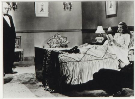 John Baldessari-Movie Still from John Baldessari's Black Dice-