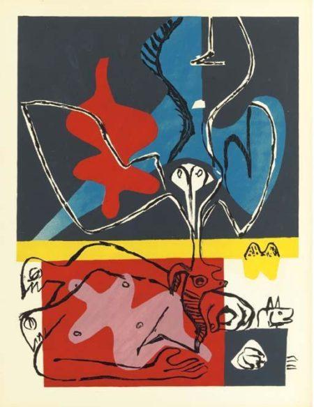 Le Corbusier-Le Poeme de l'angle droit, Paris-1947-1953