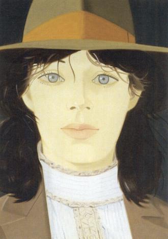 Alex Katz-Ann-1978