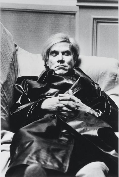 Helmut Newton-Andy Warhol (1974)-1974