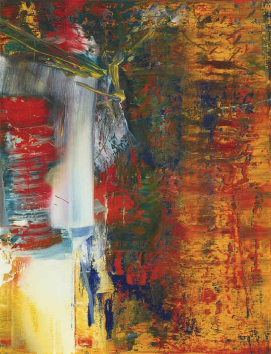 Gerhard Richter-Abstraktes Bild 613-3 (Abstract Painting 613-3)-1986