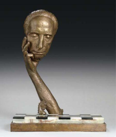 Marcel Duchamp-Marchel Duchamp moule vif-1967