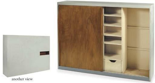 Le Corbusier-Wardrobe - Room divider-1949