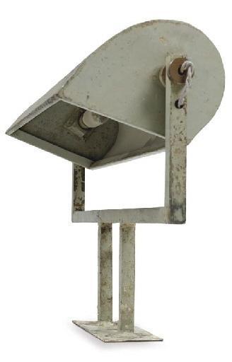 Le Corbusier-Wall light, model LCII-1954
