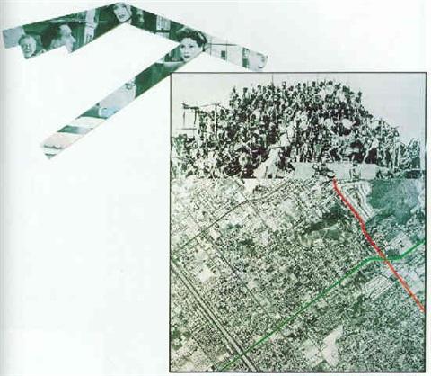 John Baldessari-Aerial view-1988
