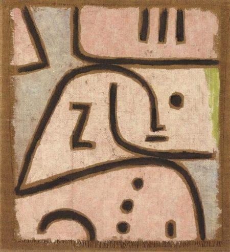 Paul Klee-WI (In Memoriam)-1938