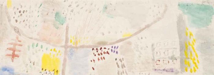 Paul Klee-Haus Am Hugel-1935