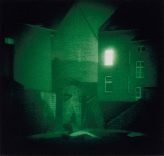 Thomas Ruff-Nacht 21; Nacht 1 II-1995