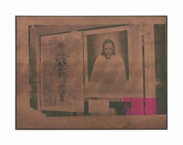 Robert Rauschenberg-Robert Rauschenberg - Port Holes (Copperhead)-1989