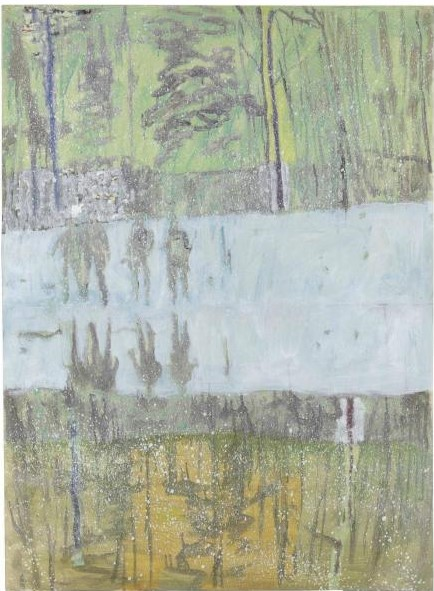 Peter Doig-Cobourg 3+1 more-1995