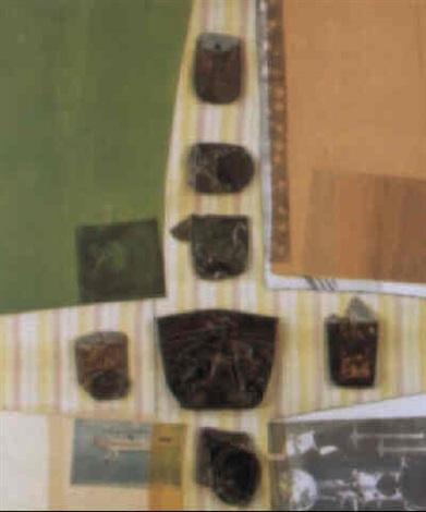 Robert Rauschenberg-Robert Rauschenberg - Plume (Spread)-1977
