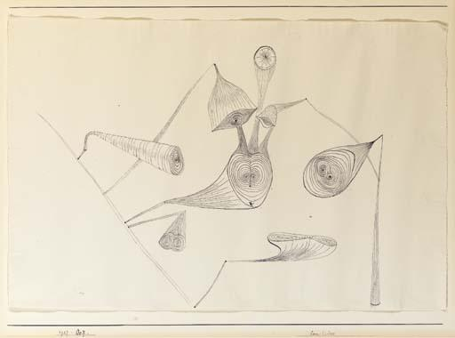Paul Klee-Familiares-1927