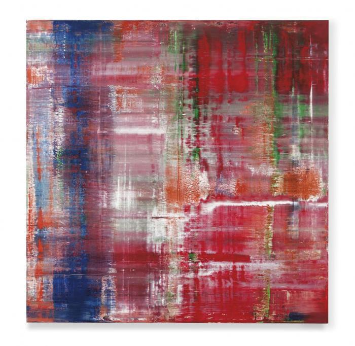 Gerhard Richter-Abstraktes Bild 798-3 (Abstract Painting 798-3)-1993