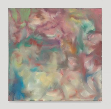 Gerhard Richter-Farbschlieren (Colour Strikes)-1968