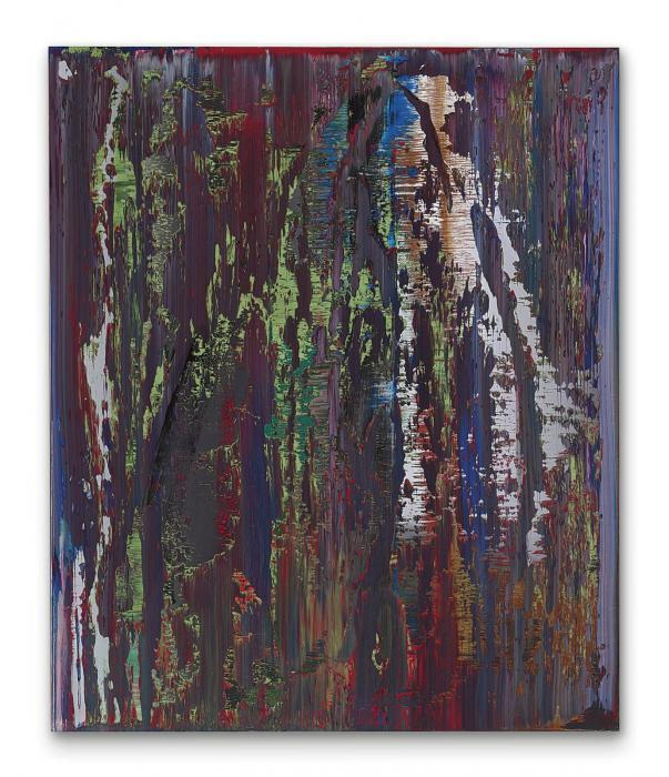 Gerhard Richter-Abstraktes Bild 646-4 (Abstract Painting 646-4)-1987