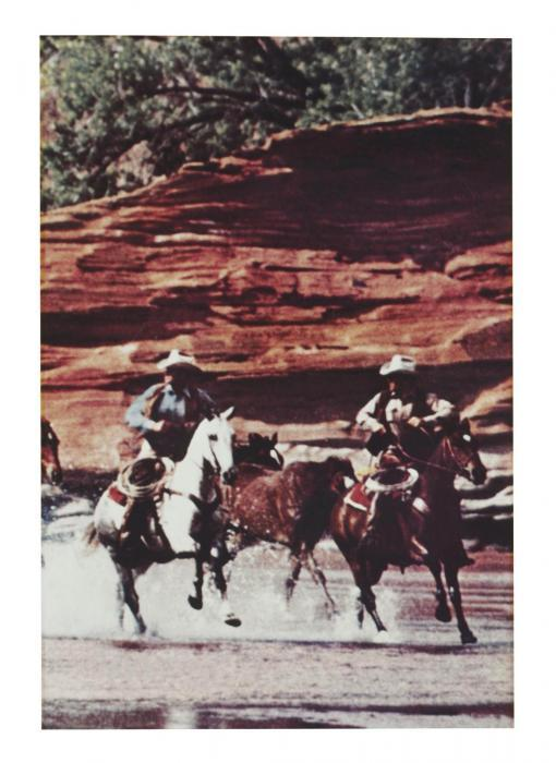 Richard Prince-Cowboys-1992