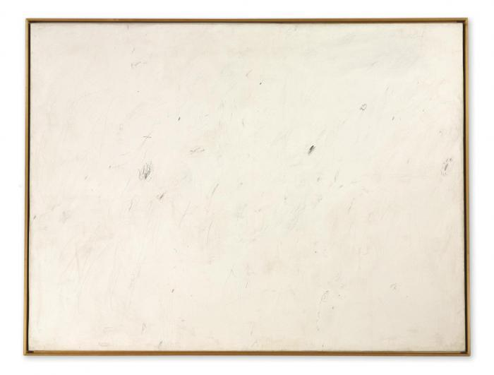 Cy Twombly-Untitled (Lexington, Virginia)-1959
