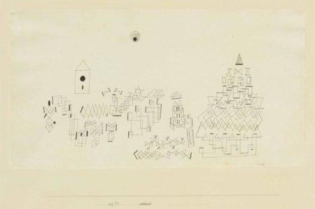 Paul Klee-Vollbracht-1927