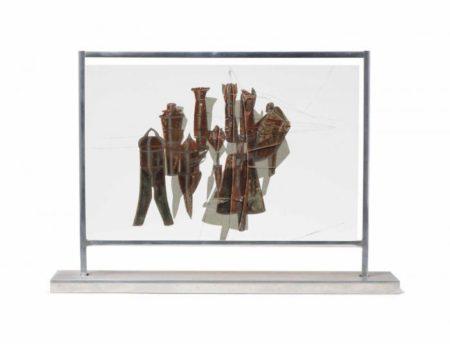 Marcel Duchamp-Nine Malic Moulds-1938