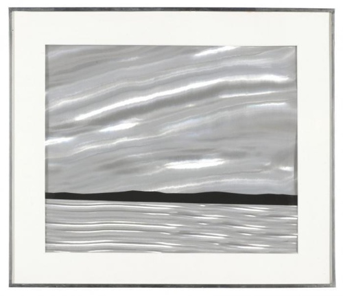 Roy Lichtenstein-Kinetic Seascape #1-1966