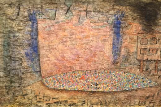 Paul Klee-Opern Vorspiel-1931
