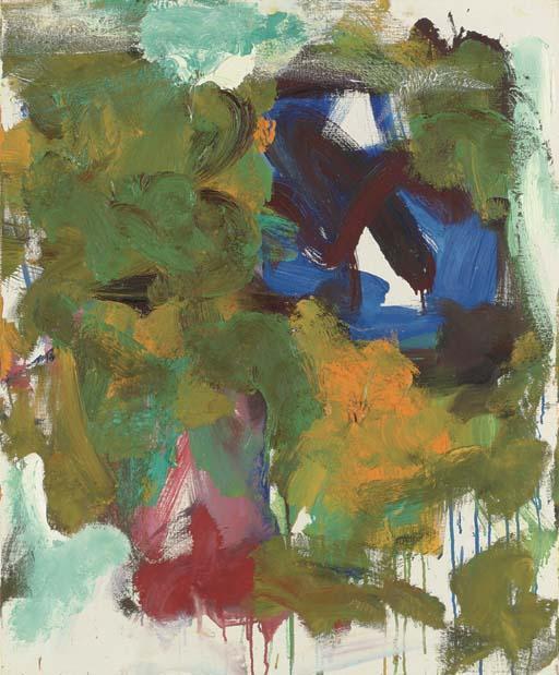 Joan Mitchell-Untitled-1985