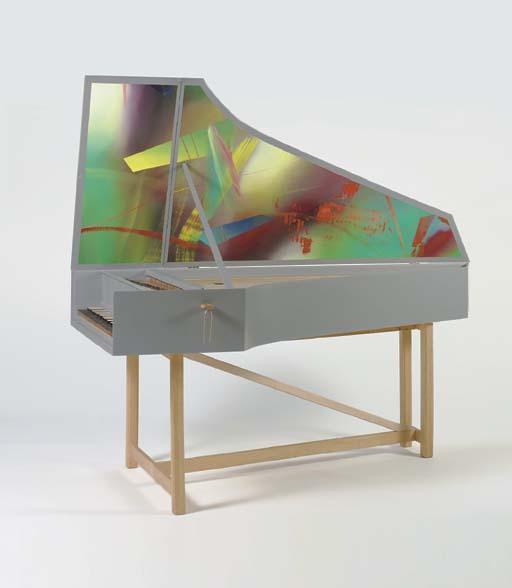 Gerhard Richter-Fur Johann Joseph Fux (For Johann Joseph Fux)-1983