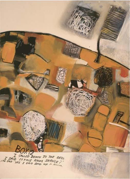 Richard Prince-Box 12-1995