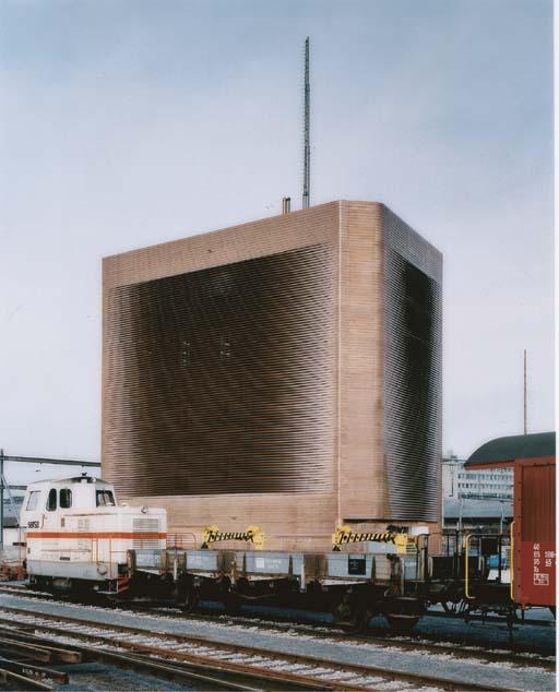 Thomas Ruff-Signal Box, Basel (HdM07)-1994