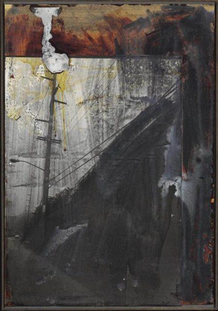 Anselm Kiefer-Mast-1985