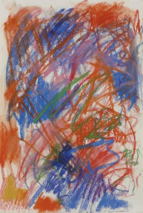 Joan Mitchell-Untitled-1980
