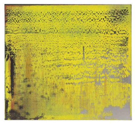 Gerhard Richter-Abstraktes Bild 805-5 (Abstract Painting 805-5)-1994