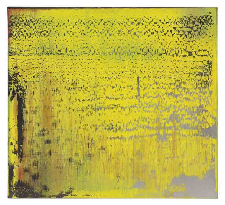 Gerhard Richter-Abstraktes Bild 805-5 (Abstract Painting 805-5)-1994