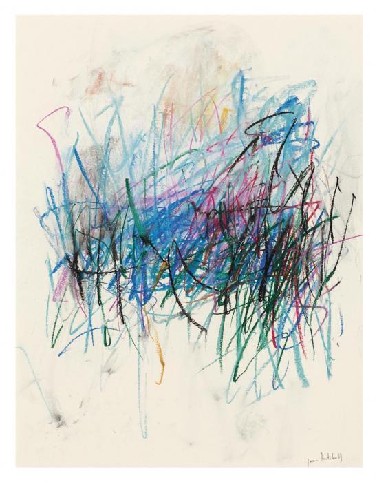 Joan Mitchell-Untitled-1970