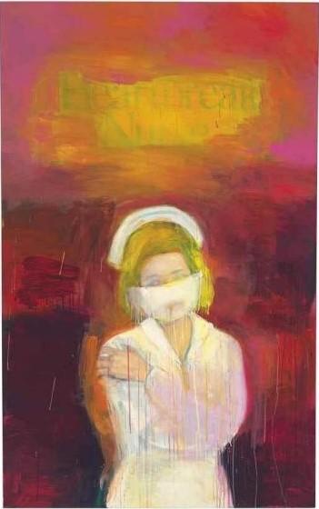 Richard Prince-Heartbreak Nurse # 2-2002
