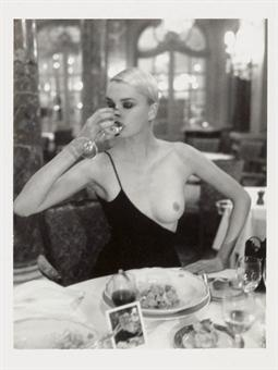 Helmut Newton-The Naked Truth-1997