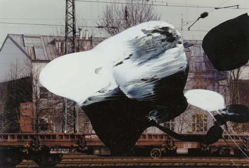 Gerhard Richter-Ohne Titel (8.2.92) / Untitled (8.2.92)-1992