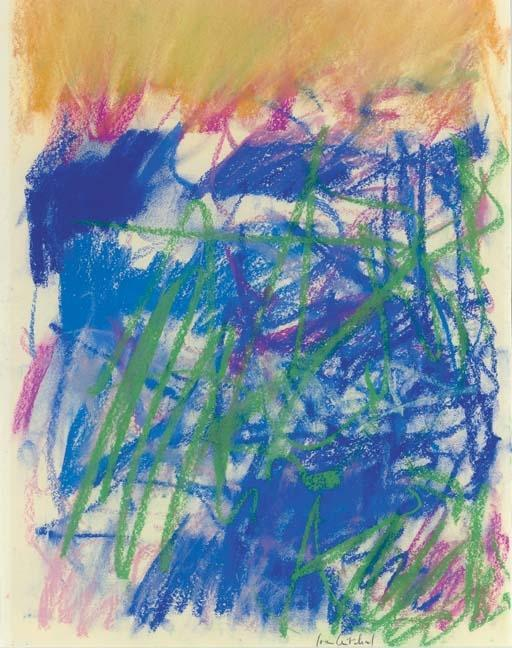 Joan Mitchell-Untitled-1980