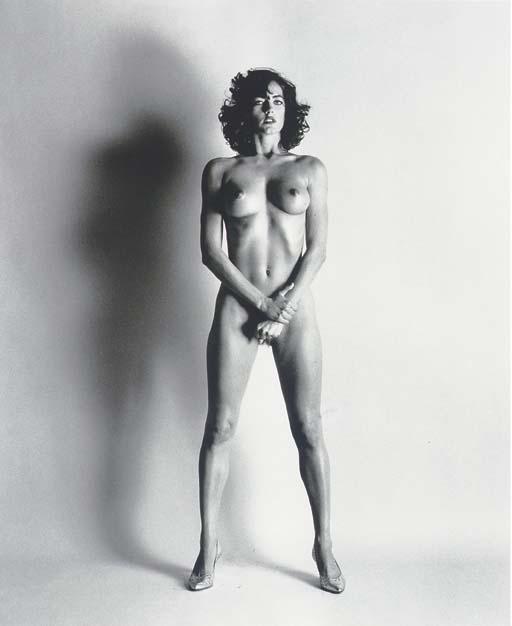 Helmut Newton-Big Nudes III, Paris-1980