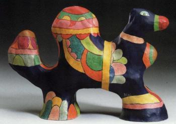 Niki de Saint Phalle-Dromadaire-1981