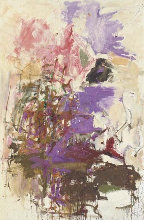Joan Mitchell-Untitled-1961