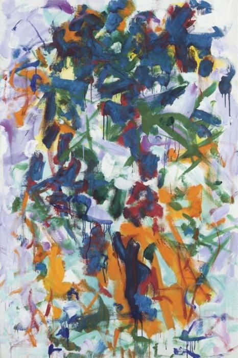 Joan Mitchell-Lapse-1989