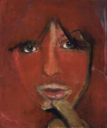 Marlene Dumas-Jule, die Vrou-1985