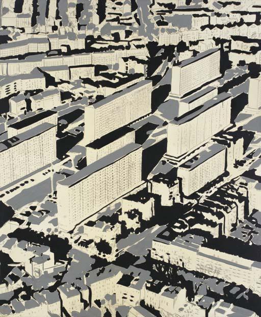 Gerhard Richter-Stadtbild Ha-1968